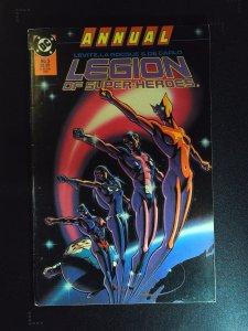 Legion of Super-Heroes Annual #3 (1987)