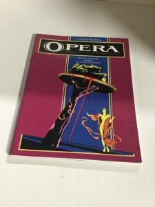 Opera Oversized TPB Sc Soft Cover Eclipse Books B12