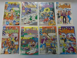 Early Archie Comics Jughead Comic lot 37 different from #4-54 8.0 VF (1988-94)