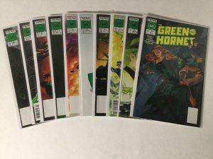 Green Hornet Now Dynamite 1-14 1-27 1-12-13 1-2 1-4 Lot Nm Near Mint