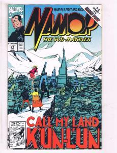 Lot Of 10 Namor Marvel Comic Books # 21 22 23 24 25 26 27 28 29 30 TW33