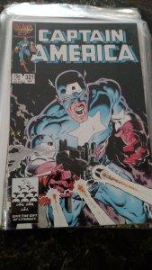 Captain America #321 (Marvel,1986) Condition NM