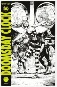 Doomsday Clock #6 / 2nd Printing Variant (DC, 2019) NM