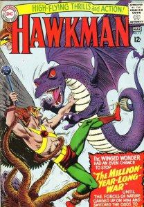 Hawkman #12 (Mar-66) FN/VF Mid-High-Grade Hawkman