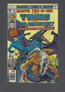 Marvel Two-in-One #36 (1978)