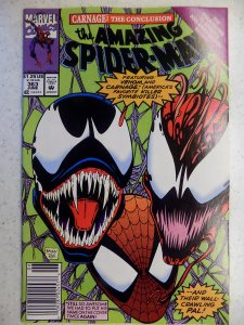 AMAZING SPIDER-MAN # 363 MARVEL 3RD CARNAGE VENOM MOVIE SOON