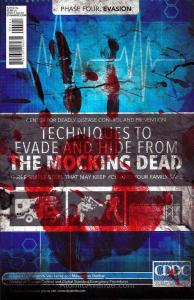 Mocking Dead, The (Vol. 1) #4 VF/NM; Dynamite   save on shipping - details insid