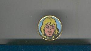 Pins: Crispin, serie El Capitan Trueno