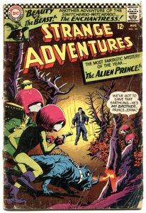 Strange Adventures #191 1966- DC Silver Age G