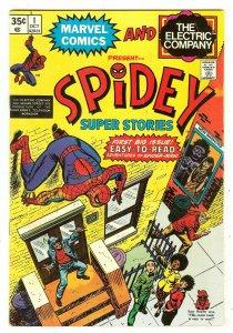 Spidey Super Stories 1   Origin