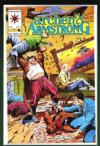 Archer & Armstrong #7 (1993)