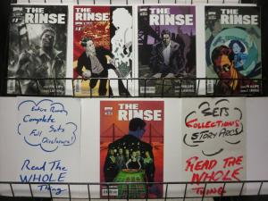 RINSE (2011 BOOM) 1A,1B,2-4 Phillips & Laming COMPLETE+
