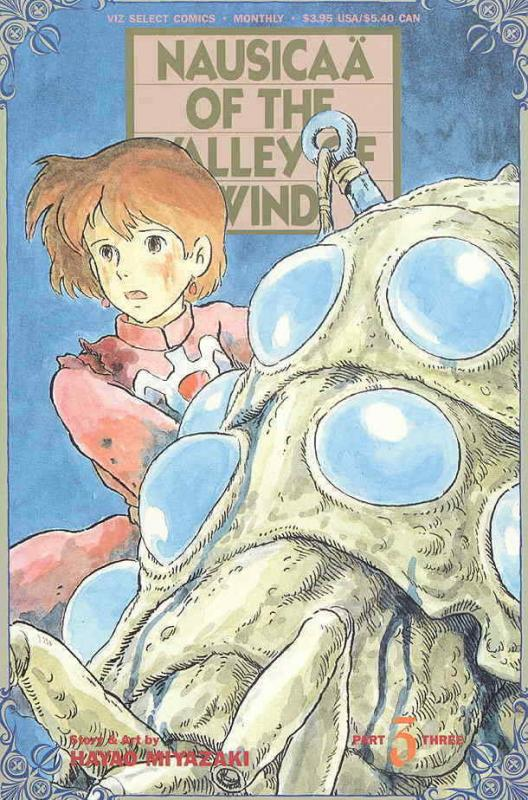 Nausicaä of the Valley of Wind Part 3 #3 VF/NM; Viz | save on shipping - details