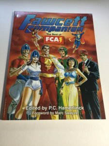 Fawcett Companion The Best Of FCA Nm Near Mint TwoMorrows Publishing