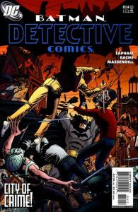 Detective Comics #814 VF/NM; DC | save on shipping - details inside