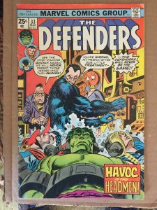 The Defenders #33