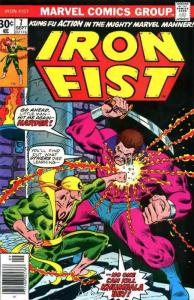 Iron Fist #7 FN; Marvel | save on shipping - details inside