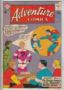 Adventure Comics #307 (Apr-63) FN+ Mid-High-Grade Legion of Super-Heroes