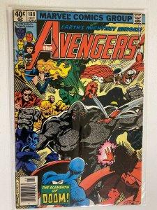 Avengers #188 3.0 GD VG (1979)