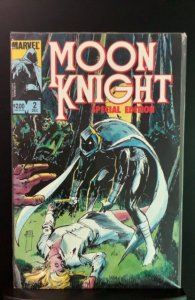 Moon Knight: The Special Edition #2 (1983)