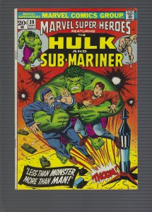 Marvel Super-Heroes #38 (1973)