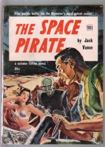 Space Pirate 1953-Toby-sci-fi pulp fiction-pulp digest-VG