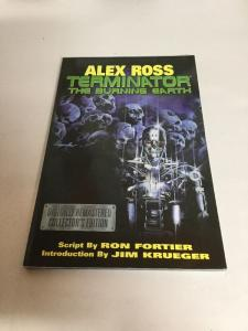Terminator The Burning Earth Digitally Remastered Collectors Edition Tpb Nm
