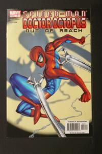 Spider-Man / Doctor Octopus: Out of Reach #3 March 2004