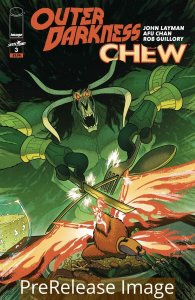 OUTER DARKNESS CHEW (2020 IMAGE) #3 PRESALE-06/24