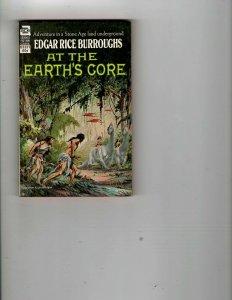 3 Books At The Earth's Core Dome Around America Red Alert SciFi Mystery JK18