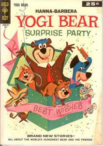 YOGI BEAR (1959-1970 DELL/GK) 13 VG-F  July 1963 COMICS BOOK