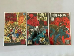 Spider-Man The Lost Years set #1-3 NM (1995)
