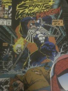 Marvel Ghost Rider Spirits of  Vengence #5 Feat Venom Mint