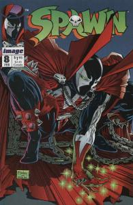 Spawn #8 VF/NM; Image | save on shipping - details inside