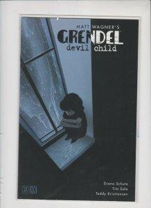 GRENDEL DEVIL CHILD#1 1999 DARK HORSE / WAGNER / UNREAD / NM