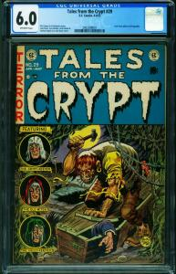 Tales From the Crypt #29 CGC 6.0 1953- EC Horror-comic book 2002288001