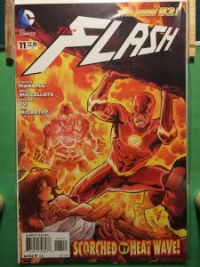 The Flash #11 The New 52