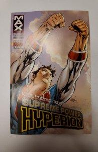 Supreme Power: Hyperion #2 (2005) NM Max Comic Book J655