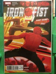 Iron Fist #80