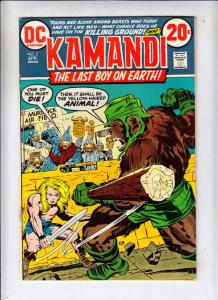 Kamandi the Last Boy on Earth #5 (Apr-73) VF+ High-Grade Kamandi