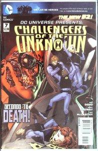 DC Universe Presents #7 (2012)