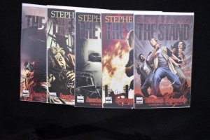 The Stand: American Nightmares #1-5 (Marvel, 2009)