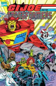 G.I. Joe and the Transformers TPB #1 VF; Marvel | save on shipping - details ins