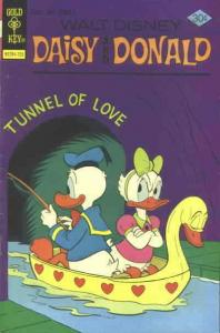 Daisy and Donald #23 VF/NM; Gold Key | save on shipping - details inside