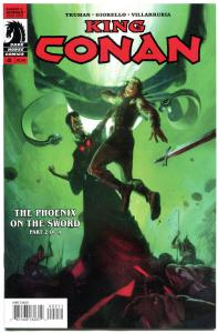 KING CONAN PHOENIX on the SWORD #2, NM,  Timothy Truman, 2011, more in store