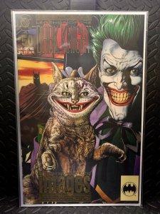 Batman #50 Legends of the Dark Knight | Comic Book Covr Replica | 11x17 Poster