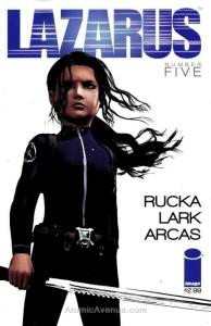 Lazarus (2nd Series) #5 FN; Image   save on shipping - details inside