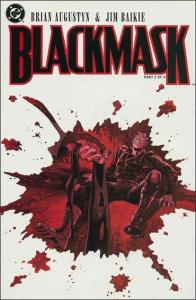 DC BLACKMASK (1994 Series) #3 NM