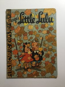 Marges Little Lulu 16 Good+ Gd+ 4.5 Dell Publishing