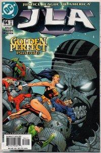 DC Comics JLA #64 Superman, Batman, Wonder Woman, Flash, Green Lantern